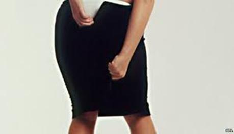 Увеличение размера юбки